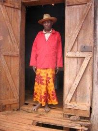 Menagisy chief
